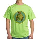 USS DALE Green T-Shirt