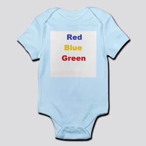 Stroop Effect Infant Bodysuit