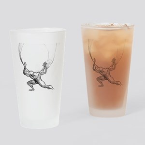 Atlas Drinking Glass