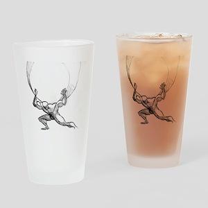 Atlas Drinking Glass