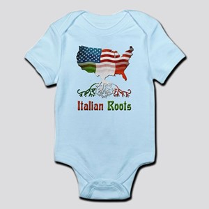 American Italian Roots Infant Bodysuit