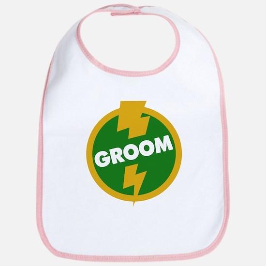 Groom Wedding - Dupree Bib