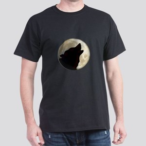 Wolf Moon Dark T-Shirt
