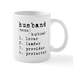 Husband Definition Mug
