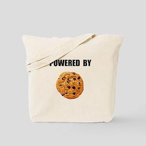 Powered By Cookie Tote Bag