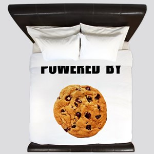 Powered By Cookie King Duvet