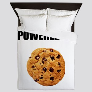 Powered By Cookie Queen Duvet