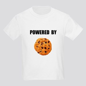 Powered By Cookie Kids Light T-Shirt