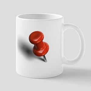 Not Pinterested Mug