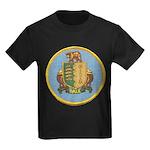 USS DALE Kids Dark T-Shirt