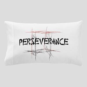 Martial Arts Perseverance Pillow Case