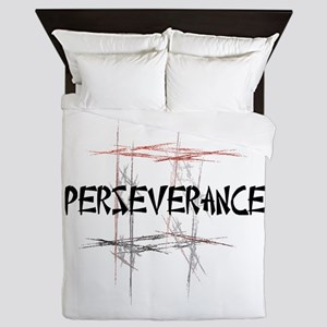 Martial Arts Perseverance Queen Duvet