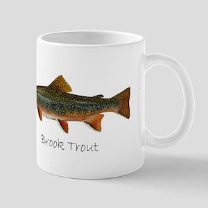 Painting of Brook Trout Mug