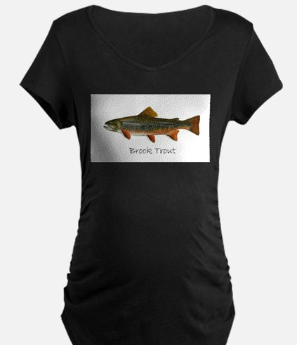 Painting of Brook Trout T-Shirt
