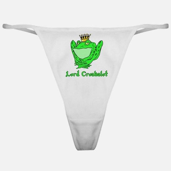 Lord Croakalot Classic Thong