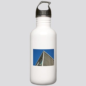 geometric buildingscap Stainless Water Bottle 1.0L