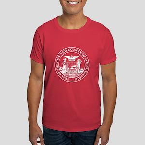 San Francisco Seal Dark T-Shirt