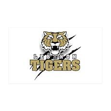 Lebanon Tiger (3) Wall Decal