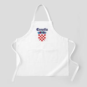 Croatia Coat of arms Apron