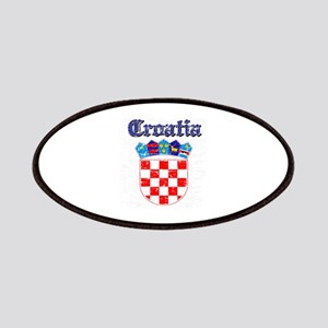 Croatia Coat of arms Patches