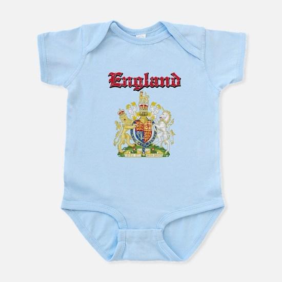 England Coat of arms Infant Bodysuit