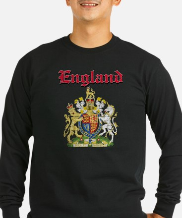 England Coat of arms T