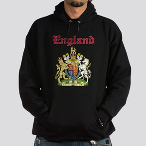 England Coat of arms Hoodie (dark)
