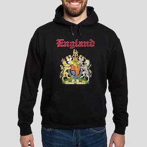 England Coat of arms Hoodie (dark)