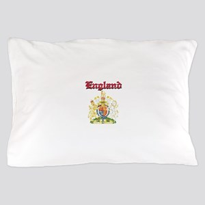 England Coat of arms Pillow Case