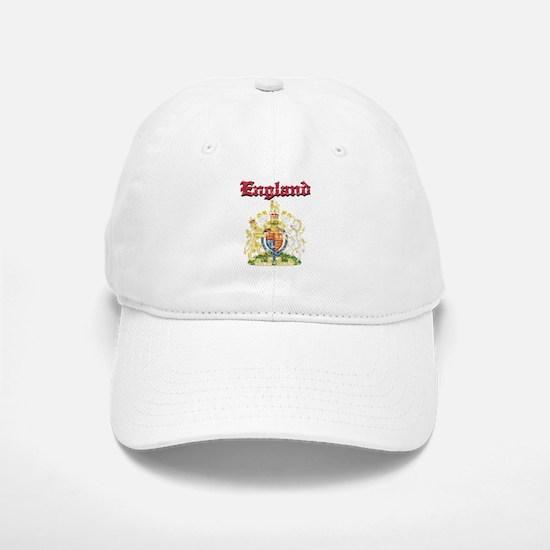 England Coat of arms Baseball Baseball Cap