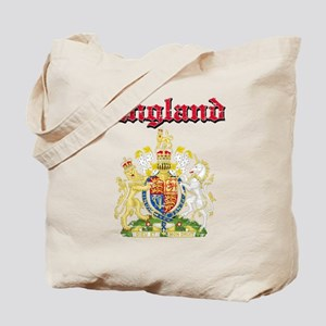 England Coat of arms Tote Bag