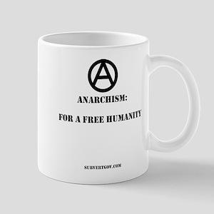 For A Free Humanity Mug