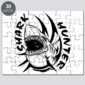 SHARK HUNTER Puzzle