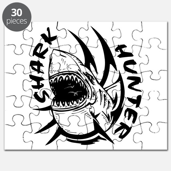 SHARK HUNTER Puzzle