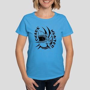 SHARK HUNTER Women's Dark T-Shirt