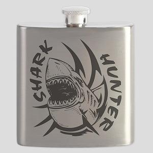 SHARK HUNTER Flask