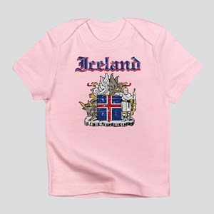 Iceland Coat of arms Infant T-Shirt