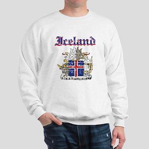 Iceland Coat of arms Sweatshirt