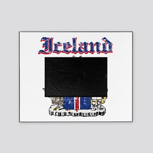 Iceland Coat of arms Picture Frame