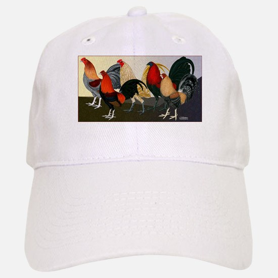Rooster Dream Team Cap