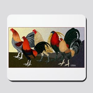 Rooster Dream Team Mousepad