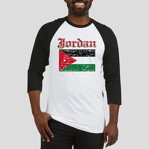 Jordan Flag Designs Baseball Jersey