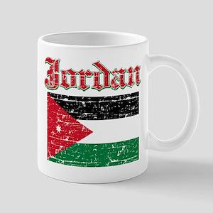 Jordan Flag Designs Mug