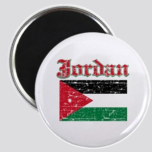 Jordan Flag Designs Magnet