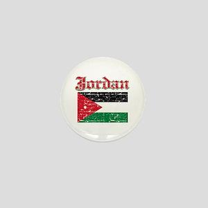 Jordan Flag Designs Mini Button