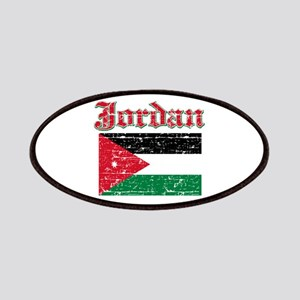 Jordan Flag Designs Patches