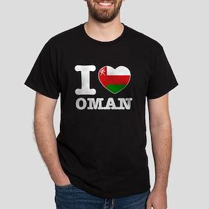 I heart Oman Dark T-Shirt