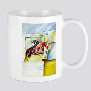 Equestrian - horse art Mug