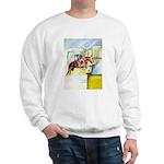 Equestrian - horse art Sweatshirt