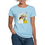 Equestrian - horse art Women's Light T-Shirt